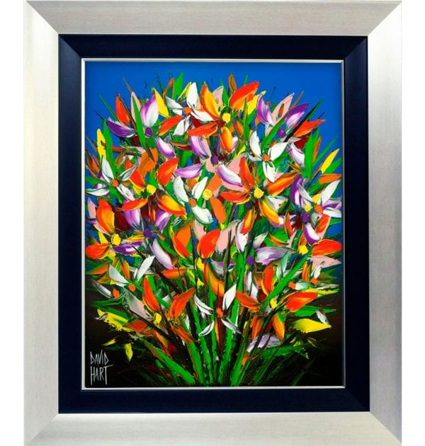 1BS Bouquet on Canvas 75 x 60cm_w