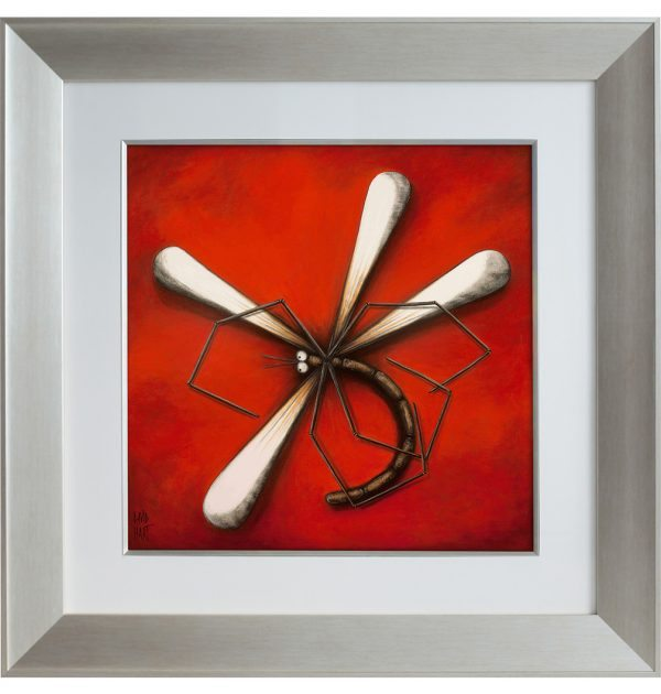 Red Dragonfly (New) 58x58 F SB_w