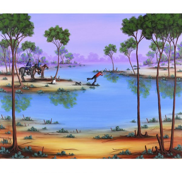 5_Waltzing Matilda_Sprang into the Billabong_w